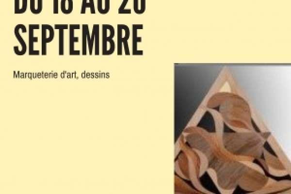 Exposition Marqueterie d'art