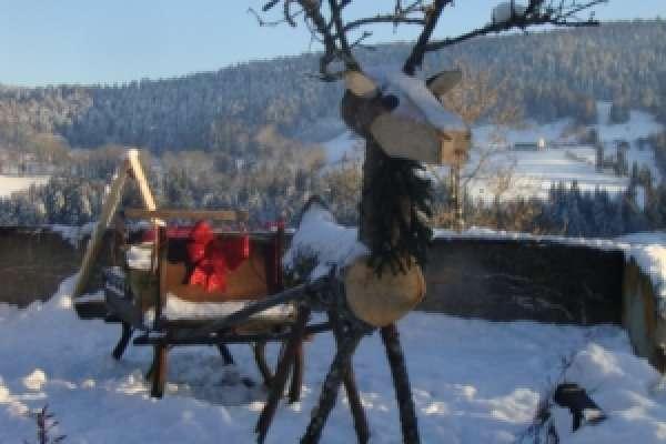 Résultat du concours de décoration de Noël